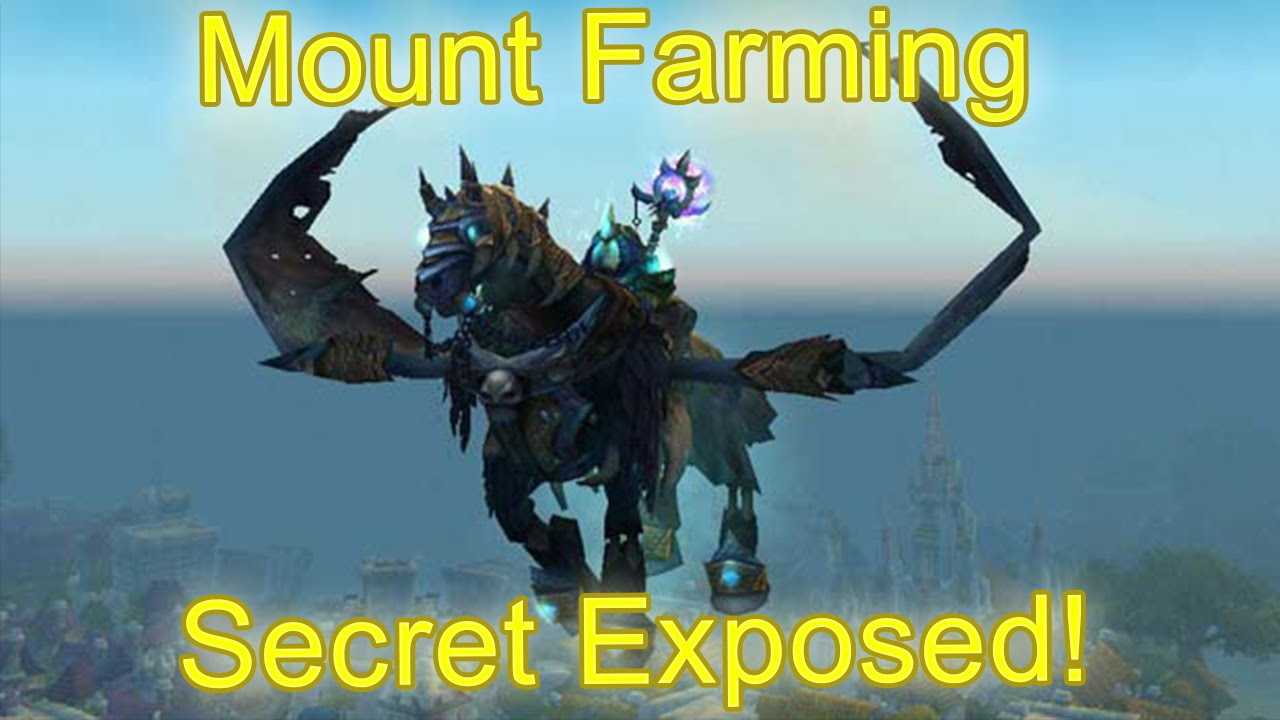 Wow Bfa Efficient Mount Farming Guide How To Share Raid Lockout Wow Mount Farming Guide Youtube