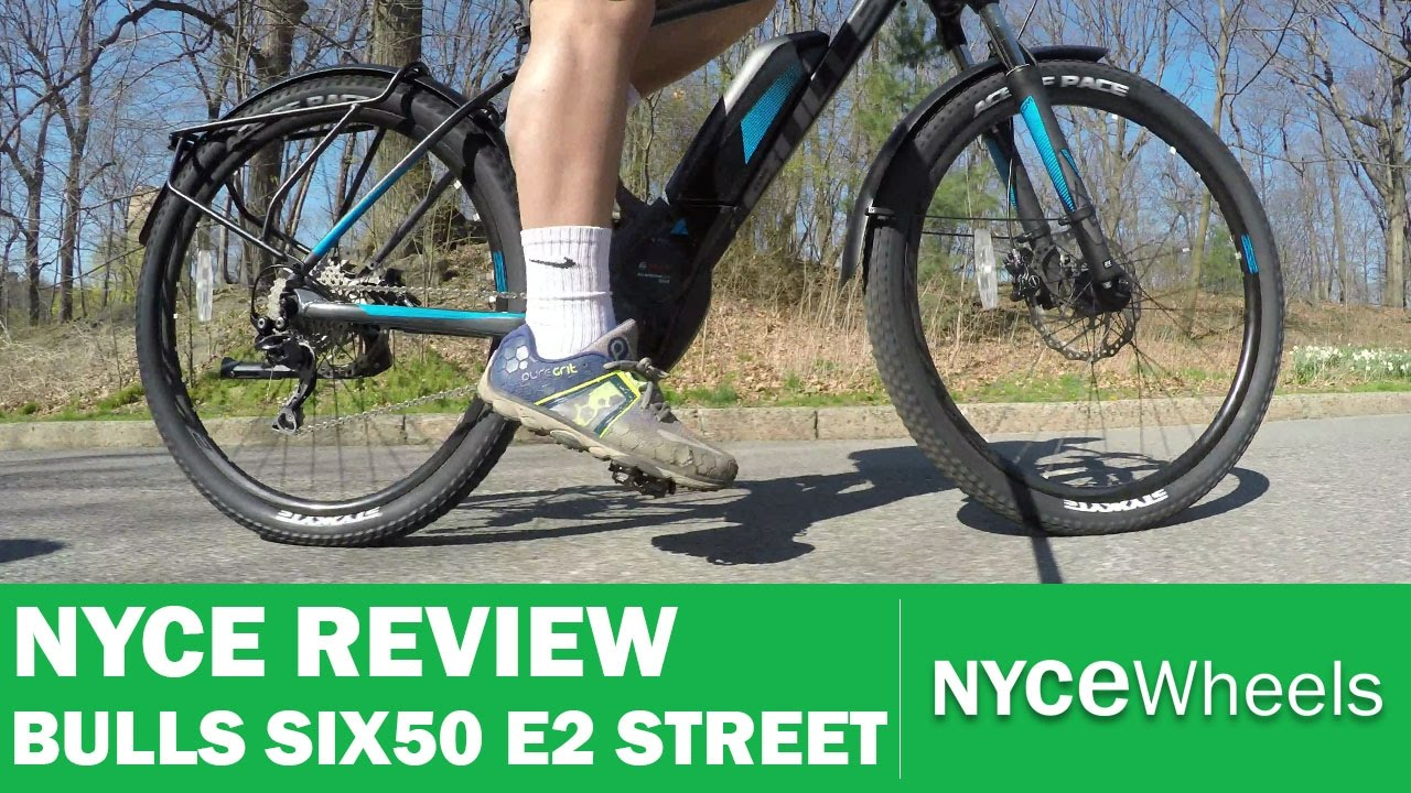 1490474ffac Bulls Six50 E2 Street - Electric Bike Review - YouTube