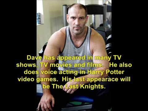 A Tribute to Dave Legeno
