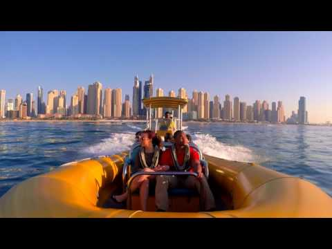 The Yellow Boats, Bootsausflug in Dubai