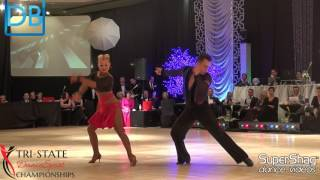 Approach the Bar with DanceBeat Tri State 2017! Pro Rhythm with Inna Ivanenco