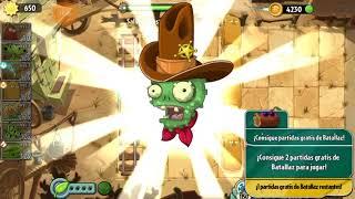208.-plantas vs zombies 2 ( parte 208) carlos sg21