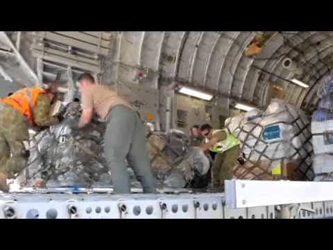 Australian Aid To Pakistan Following Floods 2010
