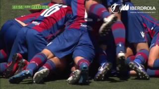 Levante Femenino 2-1 FC Barcelona