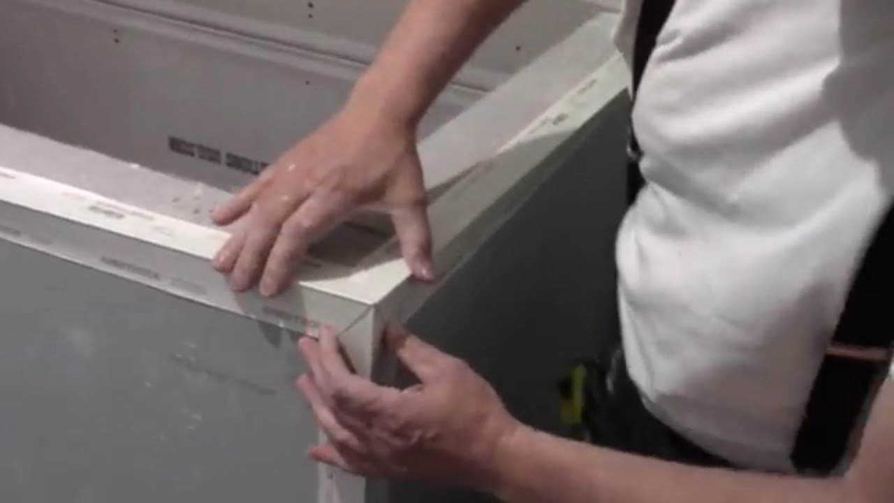 How to Make Your Drywall Corners Square (on Corner Bead)