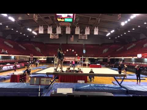 Makenzie Wilson - series on beam from YouTube · Duration:  23 seconds