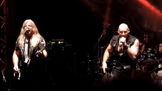 Primal Fear - Final Embrace / Alive & On Fire