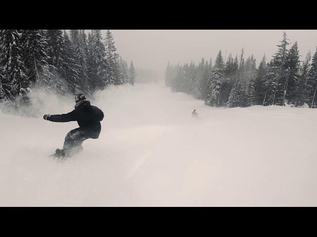 Snow Check February 25