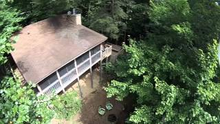 Highlands Cottage by Sliding Rock Cabins, in Ellijay, Georgia