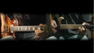 C.C.R. - Fortunate Son - Full Guitar Collaboration