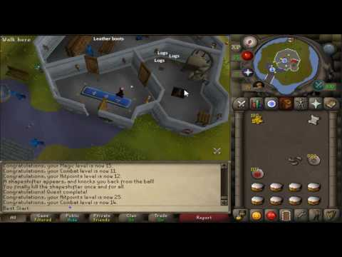 First 6 hours of OSRS | Best way to start playing OSRS ( OldSchool Runescape ) Part 4