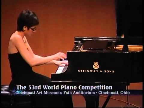 Fanny Azzuro plays Chopin ballade n°4