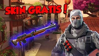 💀 NEW CITY, NEW WEAPON AND SKIN FOR FREE! 💀 - FORTNITE