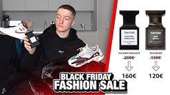 Die besten Black Friday Fashion Tipps. 🏆