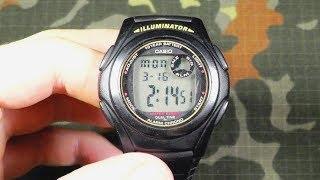 Годинник Casio F-200W illuminator - бюджетний довгожитель