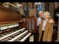 Craig Whitney plays Duruflé  Carillon of Soissons Fugue l Grace Church Brooklyn