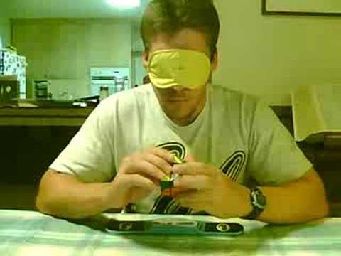 blindfolded solve of half-truncated cube