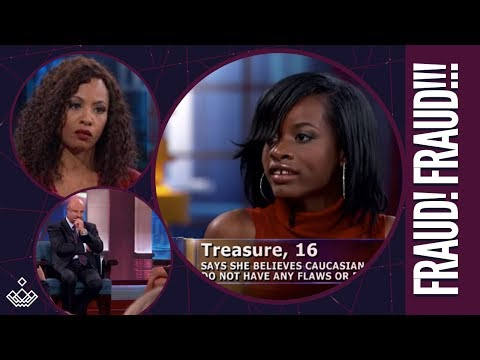 Treasure's Story on Dr. Phil Was A Lie