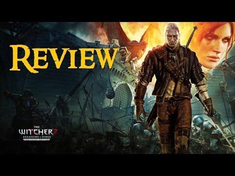 Прохождение The Witcher 2: Assassins of Kings (Ведьмак 2: Убийцы королей): Серия №1 - Начало