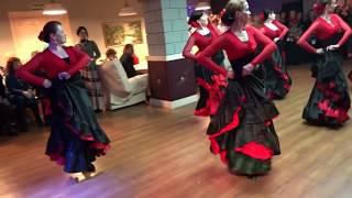 Испанский танец * ФЛАМЕНКО * Тольятти - 2014