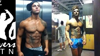 Zyzz takes over Shavershian Fitness