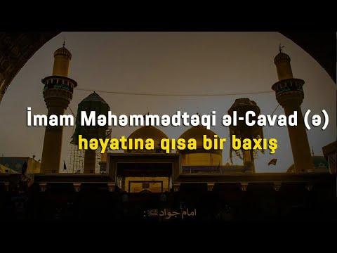 İmam Məhəmmədtəqi əl-Cavad (ə) həyatına qısa bir baxış