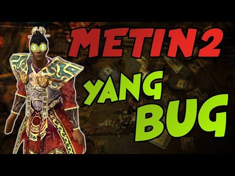 Metin2.pl -  Yang Bug! na globalnym ! Bank Gildii Exploit!