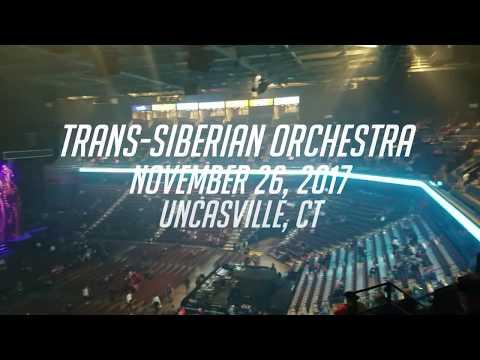 Trans-Siberian Orchestra - Nov. 26, 2017 Full Concert - Uncasville, CT TSO 3pm