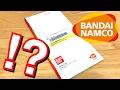 【バンダイナムコグループから1通の手紙が、、、、】BANDAI NAMCO バンナム