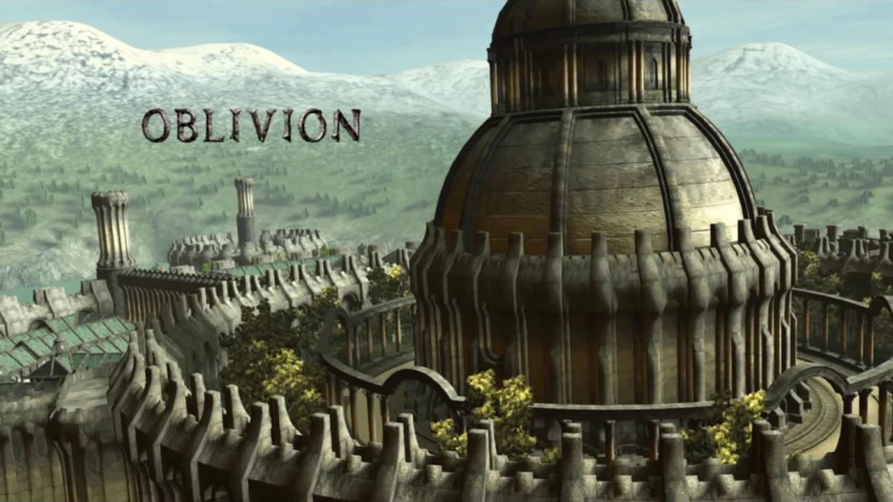 The Elder Scrolls IV Oblivion Theme [HD Quality]