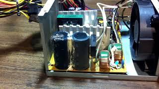 устраняем свист (писк) в блоке питания компьютера