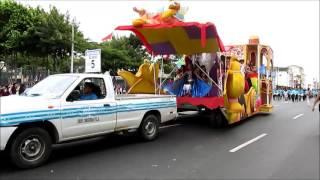 Desfile Fiestas de Guayaquil 9 Octubre 2015