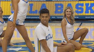 Meet UCLA Dance Team's First Male Performer