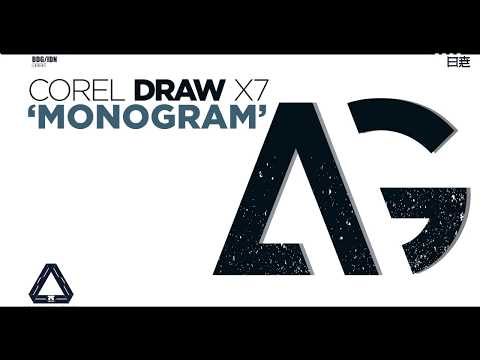 Tutorial Cara Mudah Membuat Logo Untuk Pemula dengan CorelDraw, Desain Logo. Dijelaskan secara detai.