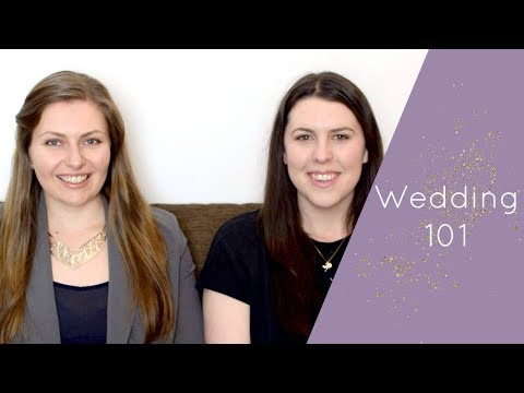 Wedding 101  -  How To Get Legally Married (in The UK)