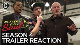 Better Call Saul Season 4 Trailer Reaction & Review