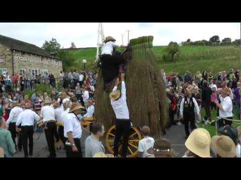 Sowerby Bridge Annual Rushbearing Festival