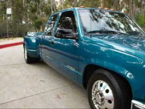 1993 chevy diesel dually