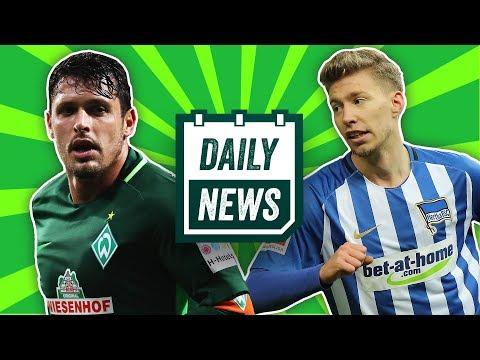 Marko Marin zu Schalke? Favre zu Dortmund? Mitchell Weiser nach Leverkusen und Mourinhos Ausraster!
