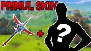 MY FIRST SKIN + PROGRESSED TO FORTNITE!!!