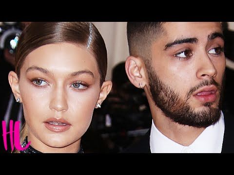 Gigi Hadid Reacts To Zayn Malik Cheating Reports