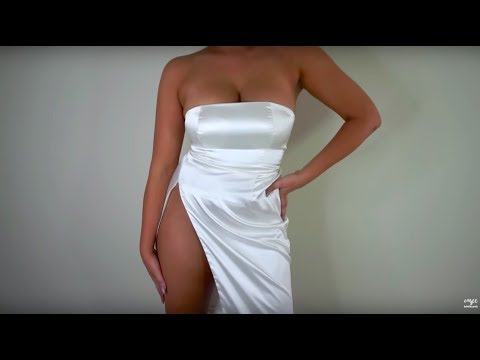 White Dress Look book, #INSTAHOE STYLE