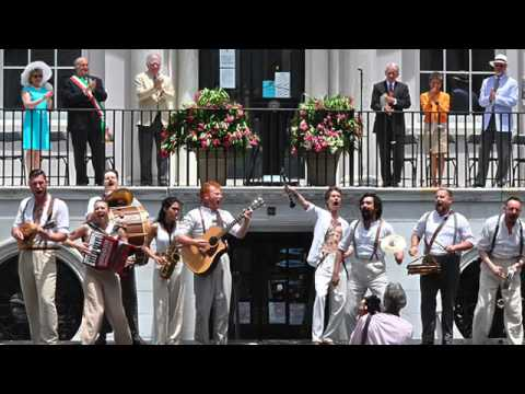 Art Works Podcast: Charleston Mayor and 2009 National Medal of Arts recipient, Joe Riley