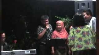 Reuni SMPN 7 Surabaya angkatan 81, tanggal 17 - 18 oktober 2015