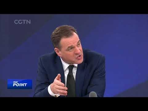 CGTN: Niall Ferguson Sino-US ties, and the DPRK