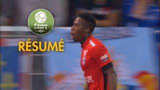 AJ Auxerre - EA Guingamp ( 2-2 ) - Résumé - (AJA - EAG) / 2019-20