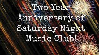 Saturday Night Music Club #24: Prog Night / 2 Year Anniversary of the SNMC