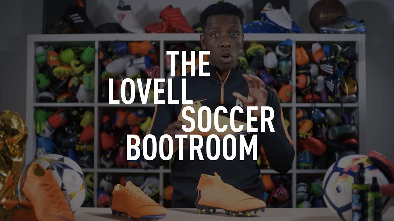 d0d8c09409da The Bootroom: Nike Mercurial 360 Elite - YouTube