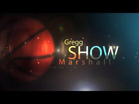 The Gregg Marshall Show 3-12-18