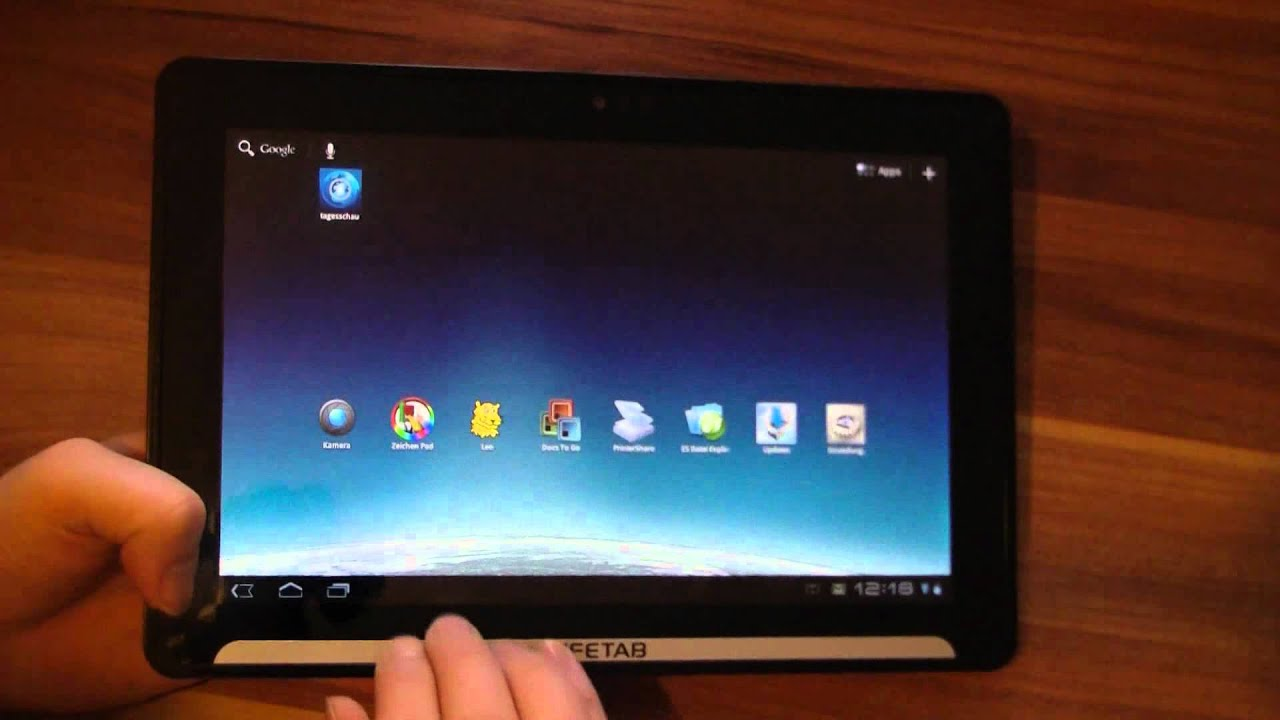 Medion LifeTab Review and Walkthrough